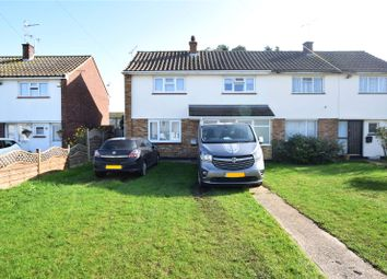 3 bed semi-detached house for sale in Manor Avenue, Pitsea, Basildon, Essex SS13