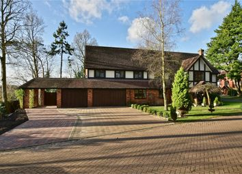 Thumbnail 6 bed detached house for sale in Woodbank Drive, Chalfont St Giles, Buckinghamshire