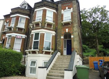 Thumbnail 1 bedroom flat for sale in Willoughby Road, Ipswich