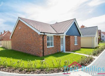 Thumbnail 2 bed bungalow to rent in Utopia Way, Mill Road, Stalham, Norwich