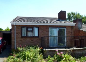 Thumbnail 2 bed bungalow to rent in Duncan Close, Southampton