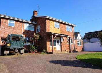 Thumbnail 4 bed detached house for sale in Ford Road, Wiveliscombe