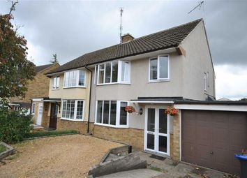 Thumbnail 3 bedroom semi-detached house for sale in Cotswold Avenue, Northampton