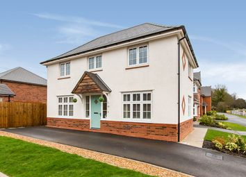 Thumbnail 3 bed detached house for sale in Aspen Close, Congleton, Cheshire