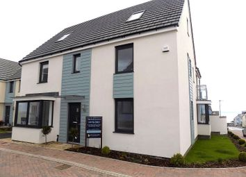Thumbnail 5 bedroom detached house for sale in The Moorecroft Ocean View, Main Road, Ogmore-By-Sea, Bridgend.