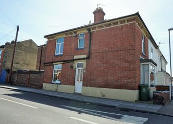Thumbnail 3 bedroom end terrace house for sale in Hatfield Road, Southsea
