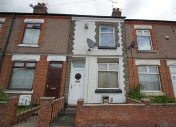 Thumbnail 2 bed terraced house for sale in Henley Road, Coventry