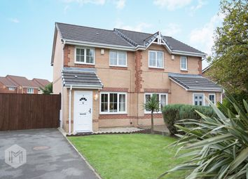 2 bed semi-detached house for sale in Loweswater Road, Farnworth, Bolton BL4