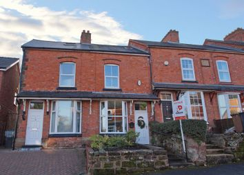 Thumbnail 3 bed terraced house for sale in Highfield Road, Bromsgrove