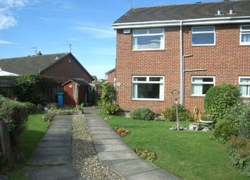 Thumbnail 1 bed end terrace house for sale in The Queensway, Hall Road, Hull