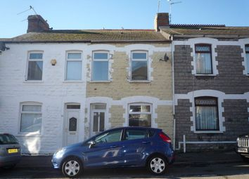 Thumbnail 2 bed terraced house to rent in Evans Street, Barry, Vale Of Glamorgan