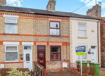 Thumbnail 2 bedroom terraced house for sale in Broadway, Yaxley, Peterborough