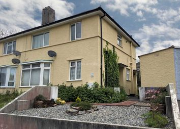 Thumbnail 1 bed flat for sale in Dumfries Avenue, Crownhill
