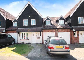Thumbnail 4 bed terraced house for sale in The Darlingtons, Rustington, Littlehampton