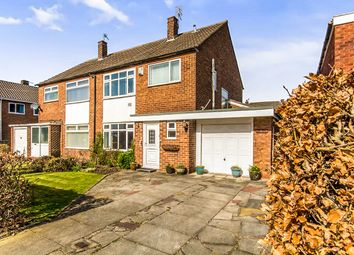 Thumbnail 3 bed semi-detached house for sale in Elmsleigh Road, Heald Green, Cheadle