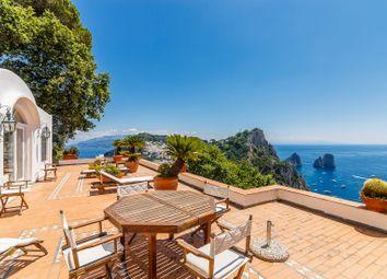 Thumbnail 3 bed villa for sale in Capri, Napoli, Campania