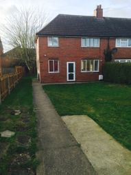Thumbnail 3 bed semi-detached house to rent in Johnsons Villas, Branston, Lincoln, Lincolnshire.