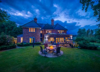 Thumbnail 5 bedroom detached house for sale in Layham, Ipswich, Suffolk