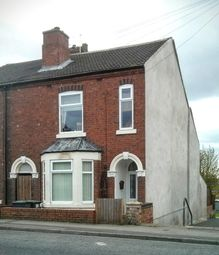 Thumbnail 3 bedroom end terrace house for sale in Nottingham Road, Eastwood, Nottinghamshire