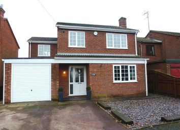 Thumbnail 4 bed detached house to rent in Knights Close, Wisbech
