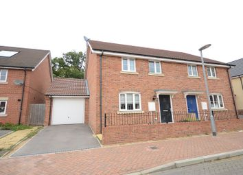 Thumbnail 3 bedroom semi-detached house to rent in Critcher Close, Bracknell