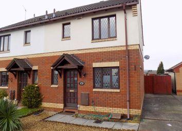 Thumbnail 3 bed property to rent in Clos Y Dolydd, Beddau, Pontypridd