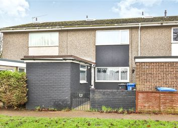 Thumbnail 3 bed terraced house for sale in Knowland Grove, Norwich, Norfolk