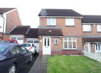 Thumbnail 3 bedroom semi-detached house to rent in Tiverton Drive, West Bromwich, West Midlands