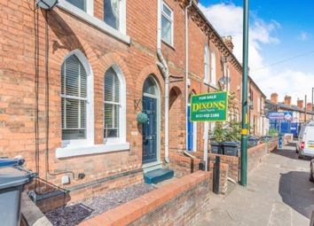 Thumbnail 2 bed terraced house for sale in Northfield Road, Harborne, Birmingham, West Midlands