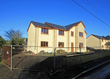 Thumbnail 4 bed detached house for sale in Glancothi Mansion, Alltyferin Road, Pontargothi, Carmarthen, Carmarthenshire