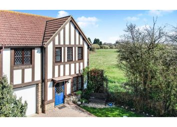 Thumbnail 4 bed detached house for sale in Foxbridge Drive, Hunston, Chichester