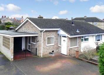 Thumbnail 4 bed detached bungalow for sale in All Saints Way, Sandy