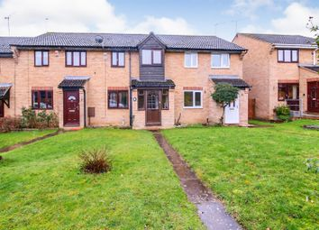 Thumbnail 2 bed terraced house for sale in Dreyer Close, Bilton, Rugby