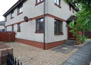 Thumbnail 2 bed semi-detached house for sale in West Park Court, Moorpark Road West, Stevenston