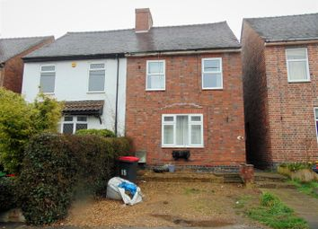 Thumbnail 3 bed terraced house for sale in Jean Street, Baddesley Ensor, Atherstone