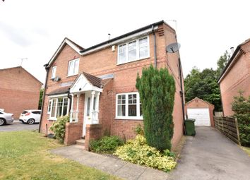 Thumbnail 2 bed semi-detached house to rent in Brambling Mews, Morley, Leeds