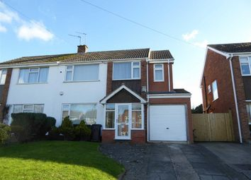 Thumbnail 5 bed semi-detached house for sale in Lewis Road, Leamington Spa, Warwickshire
