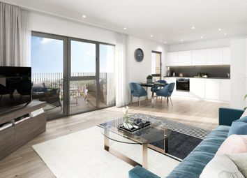 Thumbnail 1 bed flat for sale in Bittacy Mill, Mill Hill, London