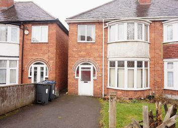 Thumbnail 3 bed semi-detached house for sale in Maxwell Avenue, Handsworth, Birmingham