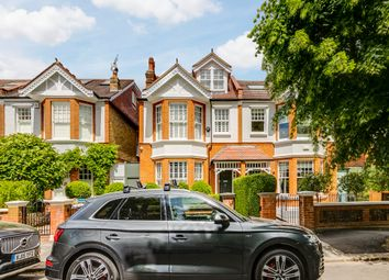 Thumbnail 5 bed semi-detached house for sale in Melville Road, Barnes, London