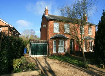 Thumbnail 4 bed cottage to rent in London Road, Hartley Wintney, Hook