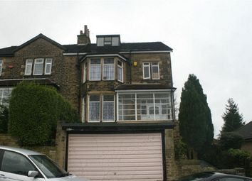Thumbnail 5 bed semi-detached house for sale in Leylands Avenue, Heaton, Bradford, West Yorkshire