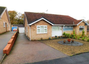 Thumbnail 3 bed semi-detached bungalow for sale in Lichfield Drive, Great Haywood, Stafford