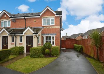 Thumbnail 3 bed semi-detached house for sale in Beaford Road, Woodhouse Park, Manchester
