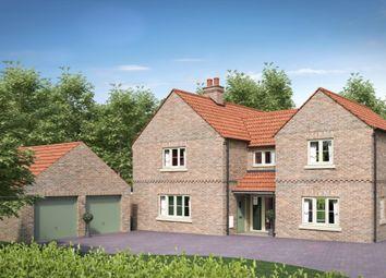Thumbnail 4 bed detached house for sale in Plot 1, The Copse, Marton Cum Grafton, Near Boroughbridge