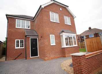 Thumbnail 3 bed detached house for sale in Rochdale Road, Scunthorpe, Scunthorpe