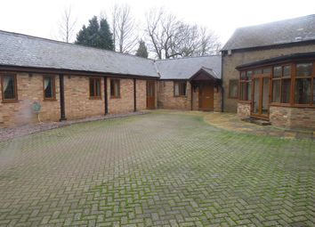 Thumbnail 2 bedroom bungalow to rent in Crowland Road, Thorney, Peterborough