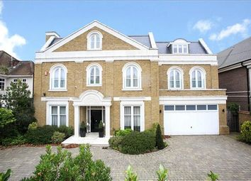 Thumbnail 6 bed detached house for sale in Roedean Crescent, Richmond, London