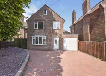 Thumbnail Detached house for sale in Springfield Road, Grantham