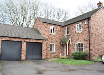 Thumbnail 5 bed property for sale in Adams Close, Hartshorne, Swadlincote